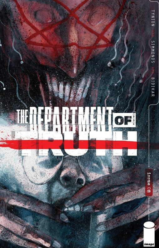 Ministry of Truth issue 8 review