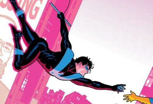 Nightwing Issue 79