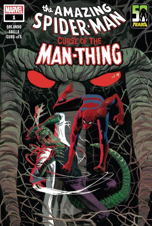 Spider-Man The Curse of the Man-Thing issue 1 review