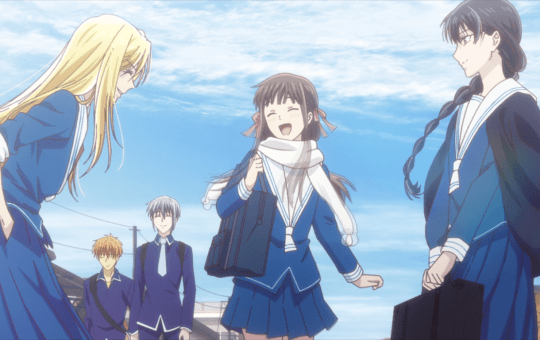 I'll Hold Another Banquet Fruits Basket