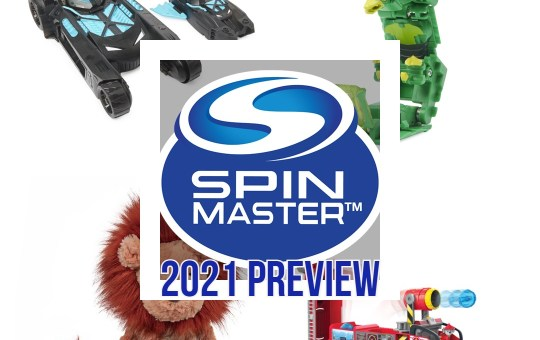 Spin Master 2021 Preview