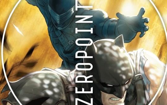 Batman Fortnite Zero Point issue 3 review