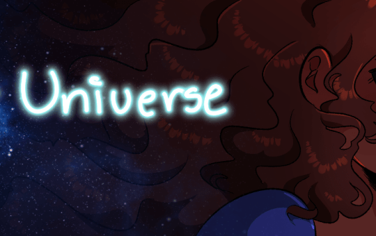 Our Universe by Jenny-Toons