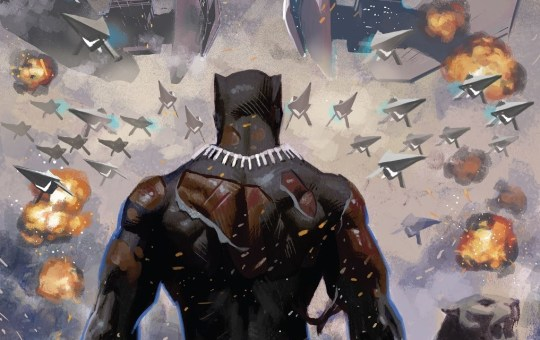 Black Panther issue 25 review