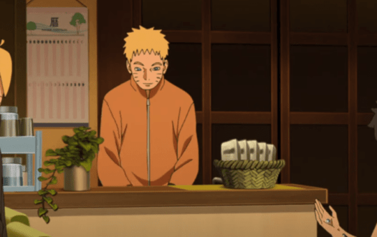 Becoming a student boruto episode 200 review