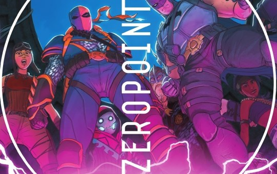 batman fornite zeropoint issue 5 review