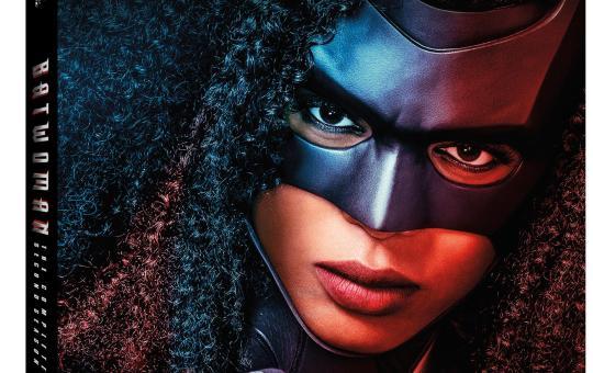 batwoman season two blu-ray dvd release