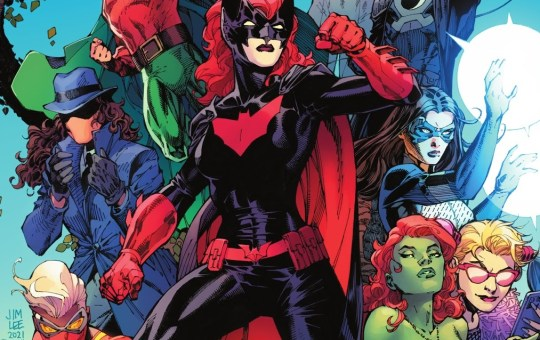 DC Pride issue 1 review