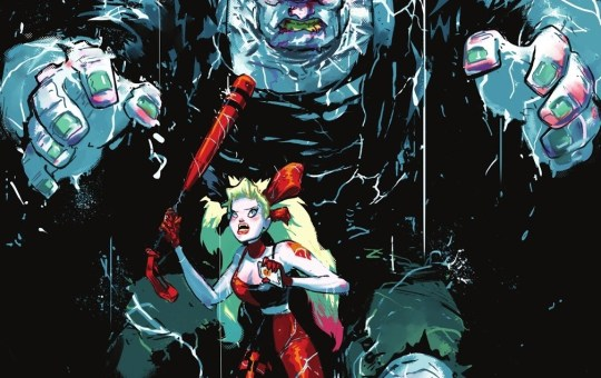 harley quinn issue 4 review