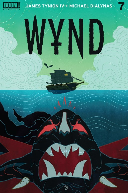 Wynd Issue 7 Review