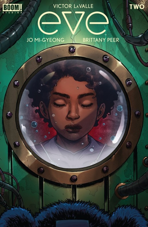Eve issue 2 review
