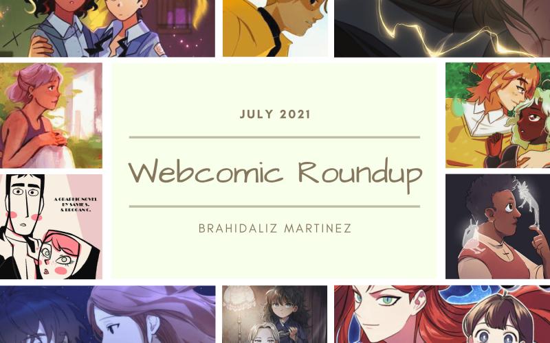 Webcomic Roundup July 2021