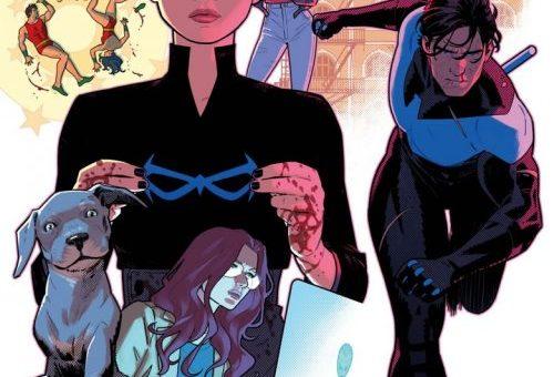 Nightwing Issue 82