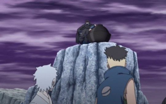 The New Team 7 Boruto anime episode 206 review