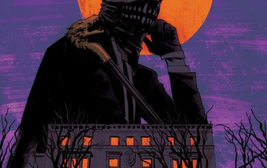 House of Slaughter issue 1