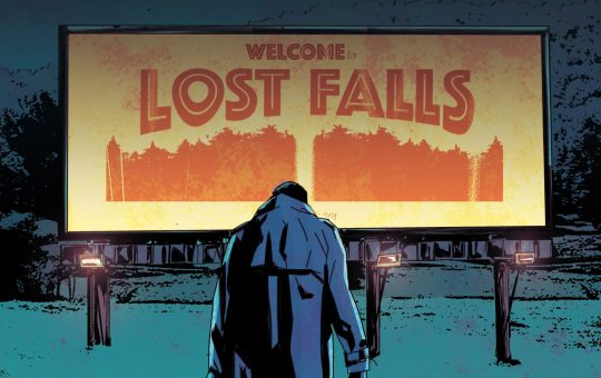Lost Falls Issue 1 review