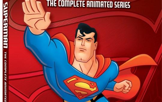 Superman animated series box set