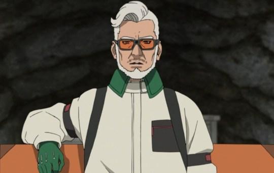 Amado's Defection Boruto anime 212 episode review