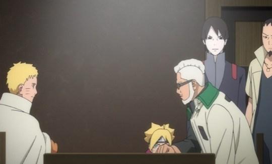 Predestined Fate Boruto anime episode 214 review