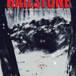 Hailstone issue 5 cover