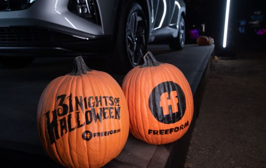 Freeform Halloween
