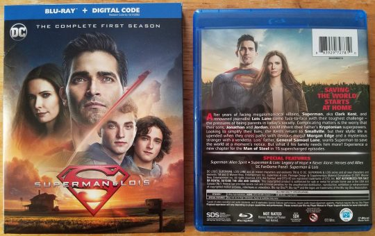 Superman & Lois The Complete First Season