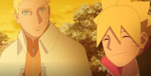 Remaining Time Boruto anime episode 220