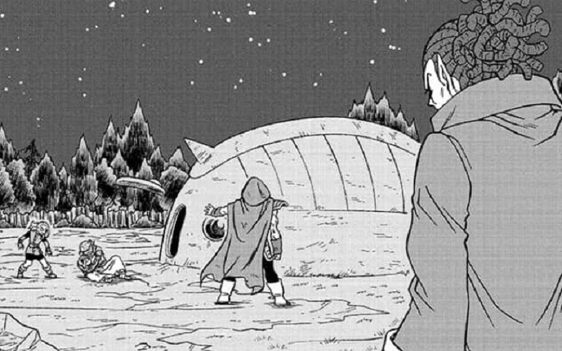 Bardock father of goku Dragon Ball Super manga issue 77 review