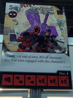 Giant DM Card