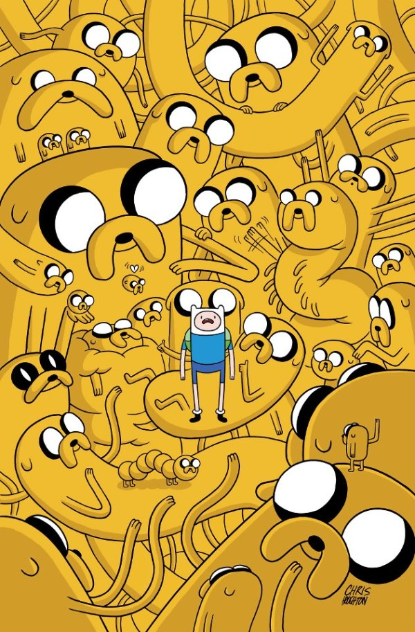 Adventure Time #8a