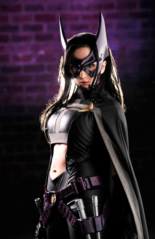 Huntress cosplay 2 photographed by Riddle1