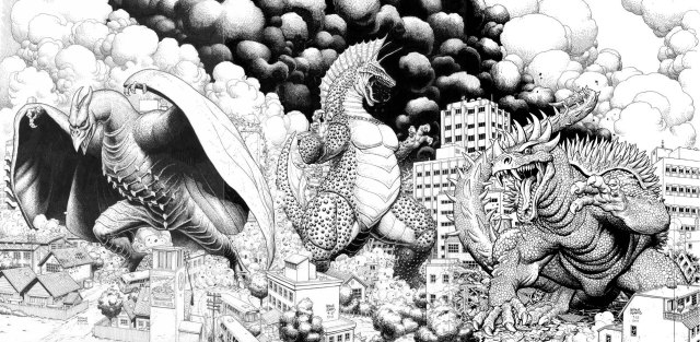 Kaijy by Arthur Adams