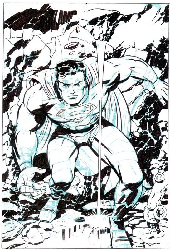 Superman by Darwyn Cooke