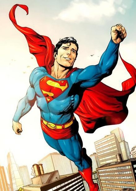 Superman by Gary Frank and Jon Sibal
