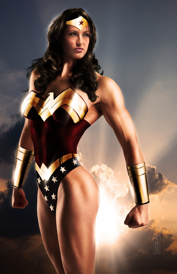 Wonder Woman cosplay by Harben Pictures
