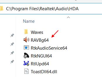 Open Realtek Hd Audio Manager