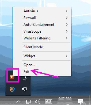 Antivirus Fix Nvidia Installer Cannot Continue Error Windows 10