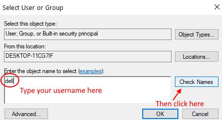Username Enumerate Fix Min