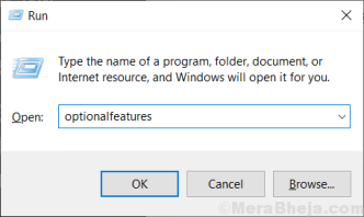 Optional Features Min