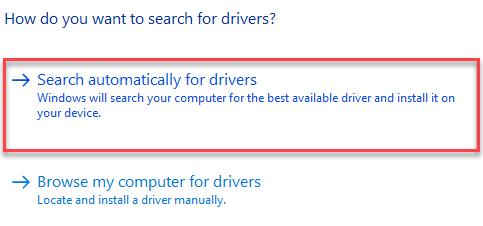 Search Update