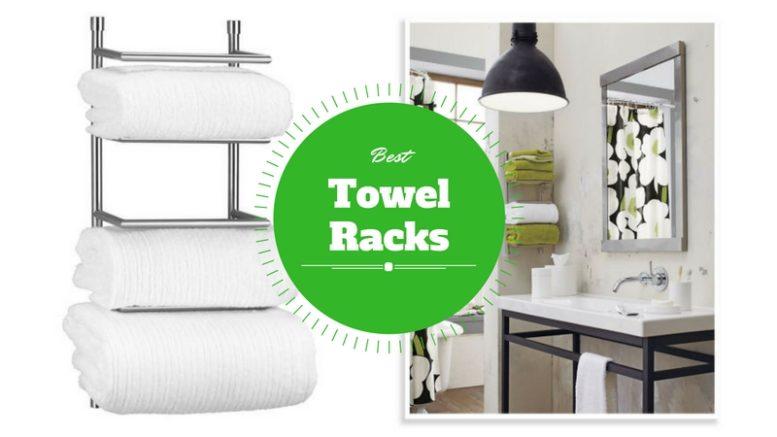 over the door towel rack for your bathroom