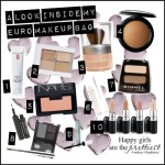 EUROTRIP: A Look Inside My Euro Makeup Bag