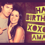 Happy Birthday, XOXO, Amanda!