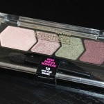 "REVIEW: Maybelline Eyeshadow Quad in ""Mad For Mauve"""