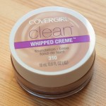 REVIEW: Covergirl Clean Whipped Creme Foundation
