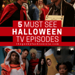 Halloween Must See TV Episodes