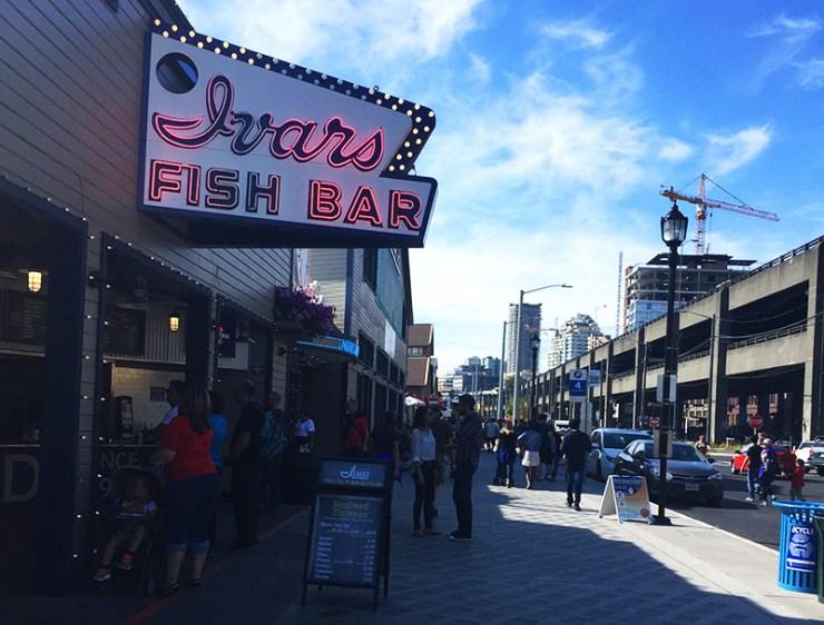 Seattle - Ivars