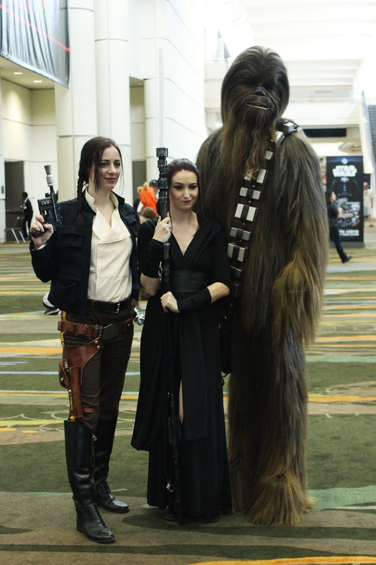Star Wars Celebration Orlando Cosplay