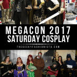MegaCon 2017 Saturday Cosplay Photos // The Geeky Fashionista