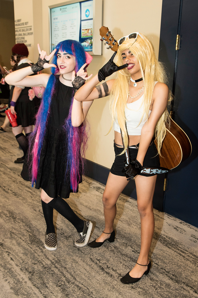 Anime Festival Orlando 2017 Cosplay // The Geeky Fashionista